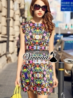 Colorry fashionista dress