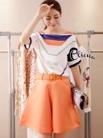 Celin@ Cute Orange Set