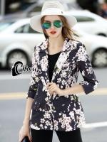 DG Floral Luxury Jacket