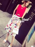 Cami Blossom Chic Set