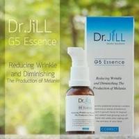 ร้านDr.JILL g5 essense ดร.จิลล์ เซรั่มจากการสกัด Growth Factor มาจาก Stem Cell ถึง 5 ชนิด