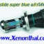 ไฟ xenon kit H4Slide super blue Fast start Ballast A6 thumbnail 1