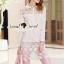 Ivora Lace Tail Shirt Dress thumbnail 1