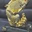ปลาหลีฮื้อทองเล่นน้ำบนฐานคริสตัลค้าขายร่ำรวย thumbnail 5