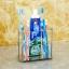 CASSA ที่ใส่แปรงสีฟัน ยาสีฟัน แสตนเลส ทรงสี่เหลี่ยม รุ่น SS201-F01A thumbnail 2