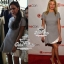 Victoria Beckhams simply mini dress thumbnail 1