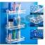 YSB CASSA ชั้นวางของเอนกประสงค์ในห้องน้ำแบบติดผนัง 3 ชั้น อลูมิเนียม รุ่น ALM-CS3 thumbnail 4