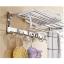 CASSA ราวแขวนผ้า วางผ้า และที่แขวนของใช้ในห้องน้ำสแตนเลสแบบติดผนัง รุ่น SUS304-CL20 thumbnail 7