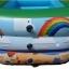 สระน้ำเด็กเป่าลม สีเขียวสดใส ลายหนูน้อยบนหาดทราย ขนาดกลาง 130 cm ขอบ 3 ชั้น แถมฟรี ห่วงยางคอเด็ก thumbnail 3