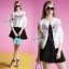 Sevy Butterfly Embroidered Long Sleeve Jacket thumbnail 1