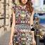 Colorry fashionista dress thumbnail 1