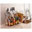 CASSA ชั้นวางของอเนกประสงค์สแตนเลส304 สำหรับใช้ในครัว 2ชั้น รุ่น SUS304-CS240 thumbnail 3