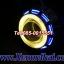 ไฟโปรเจคเตอร์รถมอเตอร์ไซค์แบบ LEDความสว่างสูงพร้อมไฟวงแหวน2ชั้น thumbnail 5