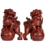 สิงโตมงคลคู่ปกปักษ์รักษาเสริมฮวงจุ้ย อุดมโชคลาภวาสนา ปกป้องภยันอันตราย thumbnail 1