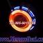 ไฟโปรเจคเตอร์รถมอเตอร์ไซค์แบบ LEDความสว่างสูงพร้อมไฟวงแหวน2ชั้น thumbnail 8