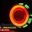 ไฟโปรเจคเตอร์รถมอเตอร์ไซค์แบบ LEDความสว่างสูงพร้อมไฟวงแหวน2ชั้น thumbnail 3