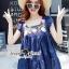 Seoul Secret Say's ....Bohe Lady Stickly Dress Material : สวยหวาน่ารักๆ สไตล์สาวเกาหลี ด้วยเสื้อตัวยาวทรงคอเหลี่ยม เนื้อผ้าคอตตอน มีดีเทลน่ารักๆ สวยๆ ด้วยงานปักแต่งประดับเป็นลายดอกไม้สไตล์าวโบฮีเมียนแต่งที่ช่วงอก ใส่ง่ายแมตซ์ง่าย ใส่กับอะไรก็ดูน่ารัก thumbnail 1