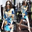 Sevy Orchid Vest Shirt Style Mini Dress thumbnail 1
