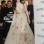 Valentino stars red carpet maxi dress thumbnail 1