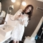 Angel Ops Lace Dress เดรสลูกไม้ฉลุลายซีทรู thumbnail 1