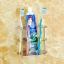 CASSA ที่ใส่แปรงสีฟัน ยาสีฟัน แสตนเลส ทรงกลม รุ่น SS201-F01B thumbnail 2