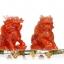 กิเลนมงคลหยกแดงคู่มงคล เปี่ยมล้นวาสนา ฐานะมั่นคง thumbnail 2